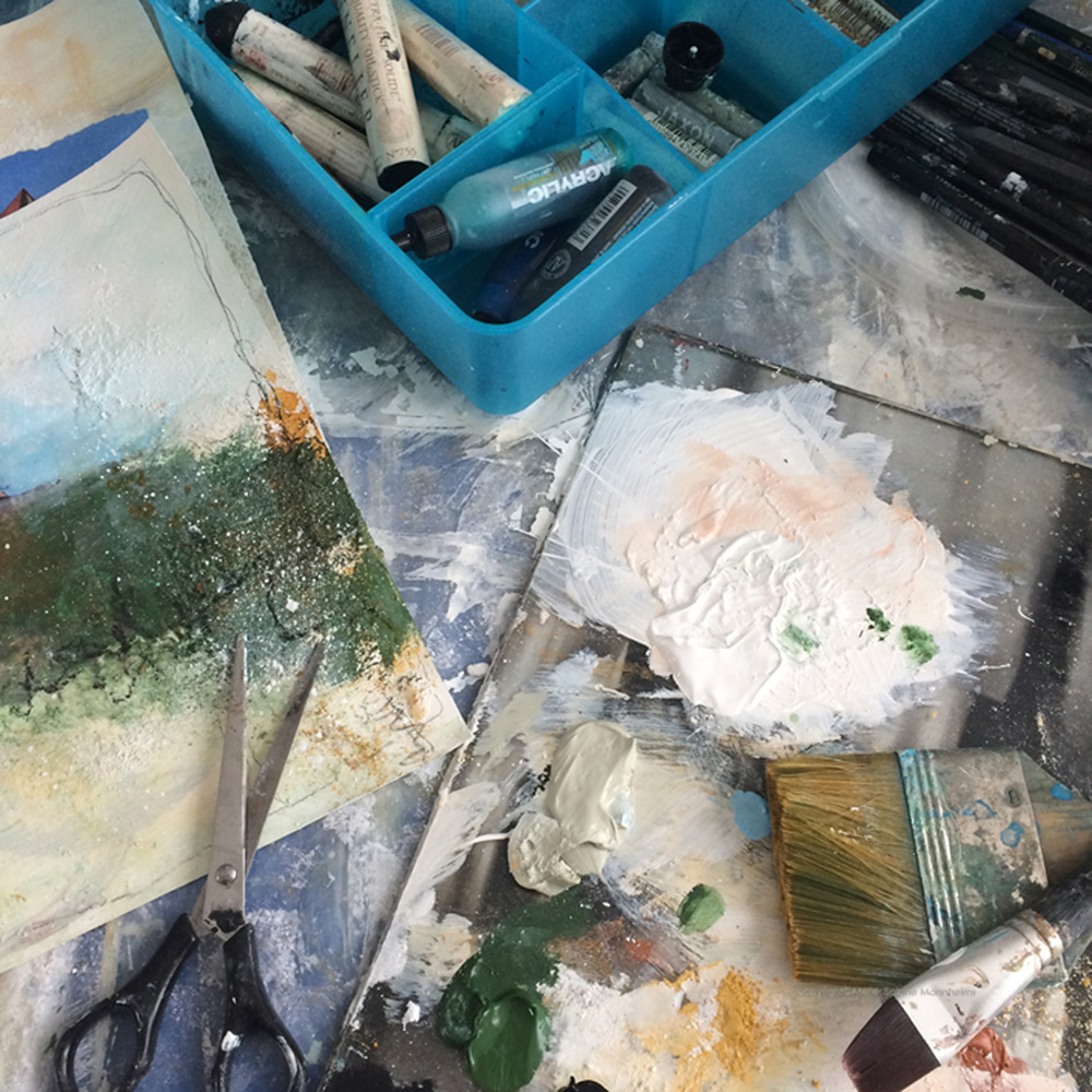 atelier sabine mannheims, kunst - malerei, fotografie und objekte in nuernberg